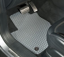 """Hexomat"" All Weather Mats w/OEM fastening system: Ford F250/350/450 Super Duty"