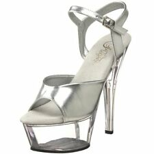 Pleaser KISS-209/S/C Womens Platform Sandal- Choose SZ/Color.