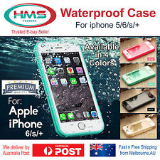 premium Water Proof Shock Proof Dirt Proof  Case Cover iphone 6 6s iphone 6splus
