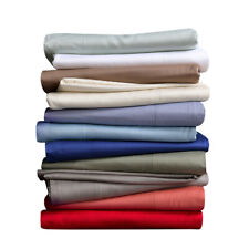 Twin XL Size Bed Sheet Set- 100% Bamboo Ultra Cool Soft 3PC Deep Pocket Sheets