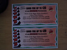 100 Dollar Norms Restaurant Gift Card