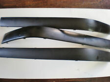 BMW E36 front bumper left OEM  black molding trim 3-Series 92-98
