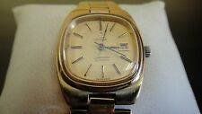 VINTAGE OMEGA SEAMASTER AUTOMATIC cal.684 GOLD PLATED LADIES WATCH