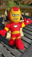 Marvel Super Hero Squad 13 Inch Iron Man Collectible Plush Figure Toy Doll