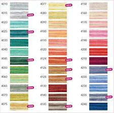 DMC Color Variations Cross Stitch Threads Skeins Stranded Floss Cotton 8 metre