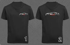 CAMARO ZL1 EXCLUSIVE Black Graphic T-shirt Tee CHEVY CHEVROLET SS RS Z28 Unisex