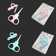 New Baby Safety Manicure Trimmer Non-Slip Nail Clipper Scissor Cutter Set Useful