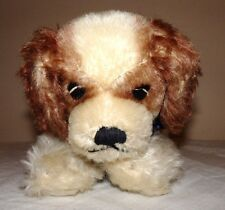 Vintage Steiff Floppy Cockie - Sleeping Cocker Spaniel Dog
