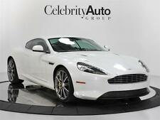 Aston Martin: DB9 $ 210,644 MSRP