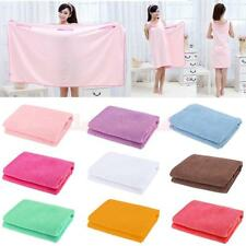 Creative Microfiber Drying Bath Towel Beach Towel Swimwear Shower Wearable Towel