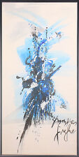 Large Oil Painting Modern Wall Art Abstract Painting on Canvas 60x120cm