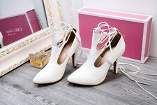 Sexy Womans  Pointy Toe Stiletto High Heels Pump Party Shoes  Roman Shoes