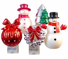 Bath Body Works, Slatkin Wallflowers Holiday Diffuser Plug-in Unit-Your Choice!