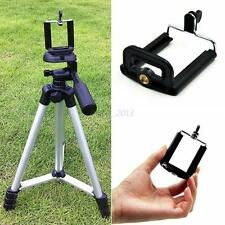 Flexible  Mini Tripod Stand Cell Phone Mount For iPhone Digital Camera Phone