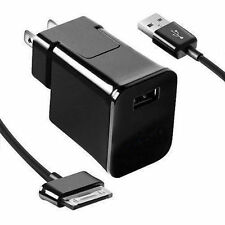"""US/EU Travel Wall Charger Cable for 7/8.9 /10.1""""For Samsung Galaxy Tab 2 Tablet"""