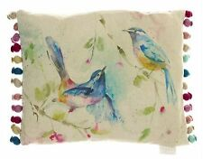 Voyage Dancing Birds Feather Filled Cushion 40cm X 50cm