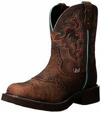 """Justin Boots Gypsy Womens Collection 8"""" Soft Toe- Choose SZ/Color."""