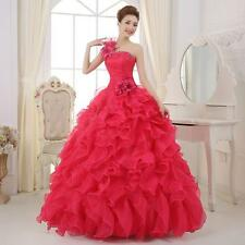 Hot Quinceanera Dress Formal Prom Party Pageant Ball Dresses Bridal Wedding Gown