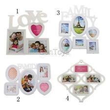 DIY LOVE/FAMILY Combination Pictures Photo Frames for Home Décor Wedding Favors