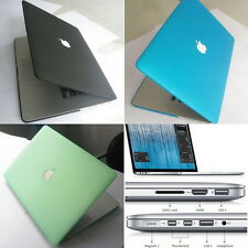 Matte Hard Case Cover Housing Guard Protector for Apple New MacBook Pro 13 A1502