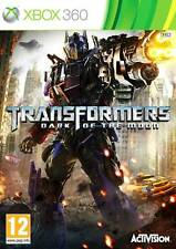 Transformers: Dark of the Moon - XBOX 360 - UK PAL VERSION - BRAND NEW SEALED