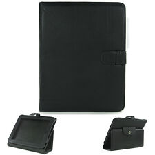 Protective Folio Case for Apple iPad 1st Gen Faux Leather Sleeve Holder