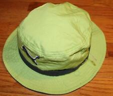 NEW Puma Leaping Cat Logo Bucket Cap Hat The Varial Bucket Lime/Grey *E6