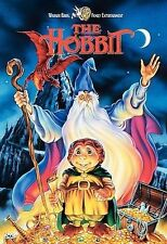 The Hobbit (DVD, 2001) VERY RARE 1977 RANKIN / BASS ANIMATION BRAND NEW