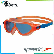SPEEDO RIFT JUNIOR KIDS SWIMMING GOGGLES WITH ANTI-FOG FOR AGES 6-14 YEARS