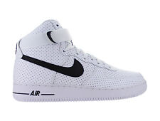 Mens Nike Air Force 1 High '07 White Black 315121-120
