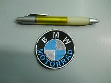 PATCH BMW MOTORRAD EMBROIDERED FUSIBLE embroidery 7 cm