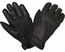 Classic Gloves - Black - Leather - by Indian Motorcycle 2863310