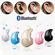 4.0 Mono Mini Wireless Bluetooth In-Ear Headset Earphone for Cell Phone iPhone