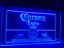 Corona Beer LED Neon Sign On/Off Switch Bar Pub Club Room decor hanging sign