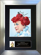 CHRISTOPHER BIGGINS Signed Autograph Mounted Reproduction Photo A4 Print 617