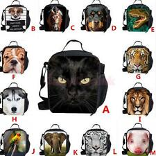 Outdoor Storage Bag Portable Tote Thermal Insulated Cooler Lunch Bag-13 Types