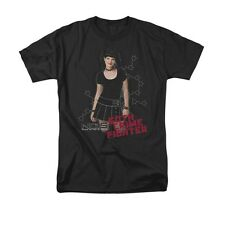 NCIS - Goth Crime Fighter Adult T-Shirt
