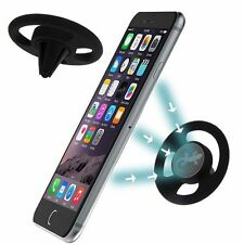 Mini Universal Magnetic Car Air Vent Holder Mount Cradle Stand For Phone GPS