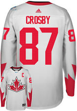 Sidney Crosby Team Canada World Cup Of Hockey Adidas Premier Away Jersey