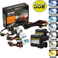 Car Xenon Lights 55W HID Xenon Headlight Conversion KIT Bulbs H1 H3 H7 H11 9005