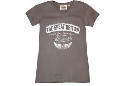 Triumph Ladies Great Briton T-Shirt -  # Genuine Triumph Clothing
