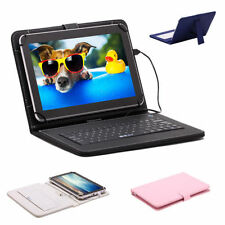 "iRULU eXpro 10.1"" Android 6.0 Quad Core Bluetooth 8GB Tablet PC w/ Keyboard NEW"