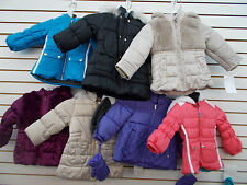 Toddler Girls London Fog Assorted Jackets Size 3T