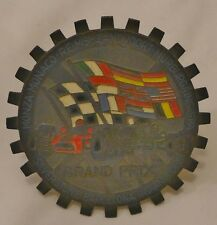 1968 Grand Prix Grille Badge Italy