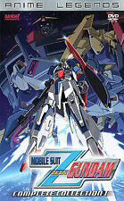 Mobile Suit Zeta Gundam - Complete Collection I (DVD, 2008, 5-Disc Set) NEW