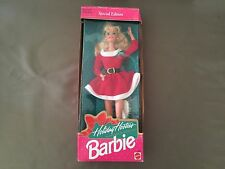 VINTAGE 1992 SPECIAL EDITION MATTEL HOLIDAY HOSTESS BARBIE #10280 New in Box