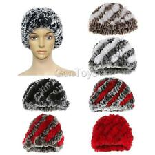 Faux Fur Down Filled Hat or Gloves Cosy Warm Fashion Winter Ski Snow