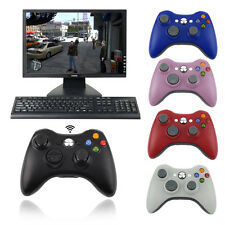 2.4G Game Wireless Controller Gamepad Joystick & PC Receiver for XBOX360 OT