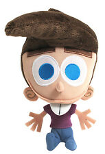 Nicktoons Fairly Odd Parents Deluxe Classic Plush Timmy