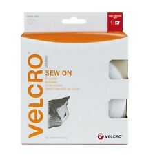 VELCRO Brand Hook and loop sew on stitch on tape in 2CM wide